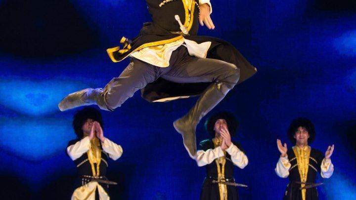 Танцы на льду, Азербайджанский танец