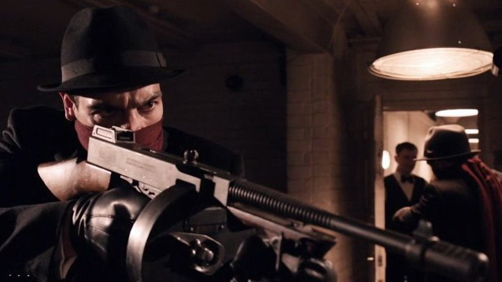 Удачу за хвост (2013) боевик