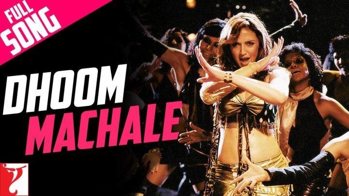 Dhoom Machale - Dhoom (2004) 720p HD