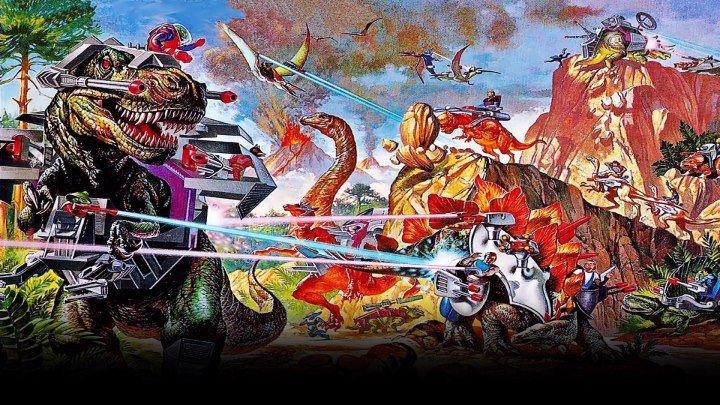 Погонщики динозавров. (1988) 5 - 6 серия.