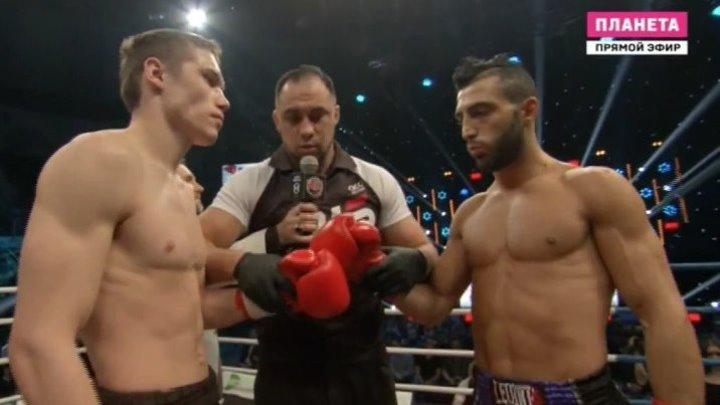 Giorgio Petrosyan vs. Artyom Pashporin