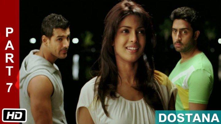 Dostana - Khabar Nahi Video ¦ Priyanka Chopra, Abhishek, John