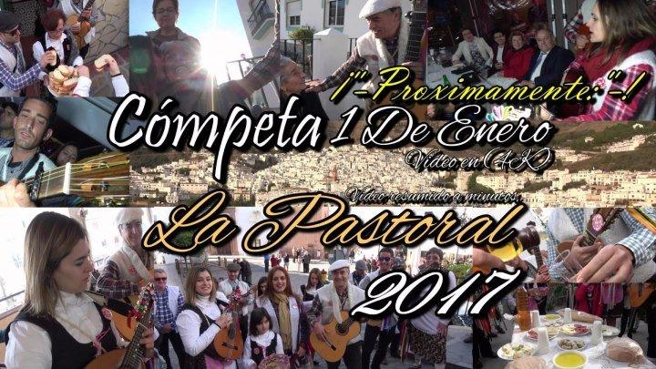 Pre-Montaje: La Pastoral-1-1-2017(3 Minutos)de-24-Minutos Cómpeta.(4k)