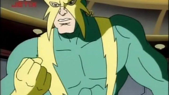 Человек-паук 1994 года ( Сезон 5, Серия 6 ) Цена героизма