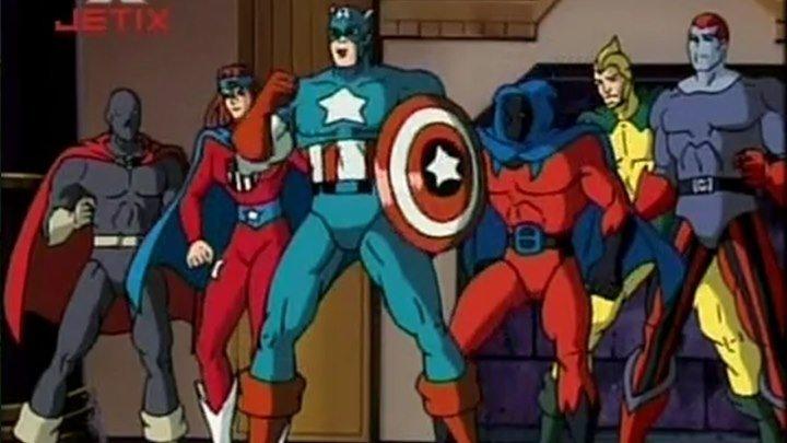 Человек-паук 1994 года ( Сезон 5, Серия 4 ) Секреты шестерки