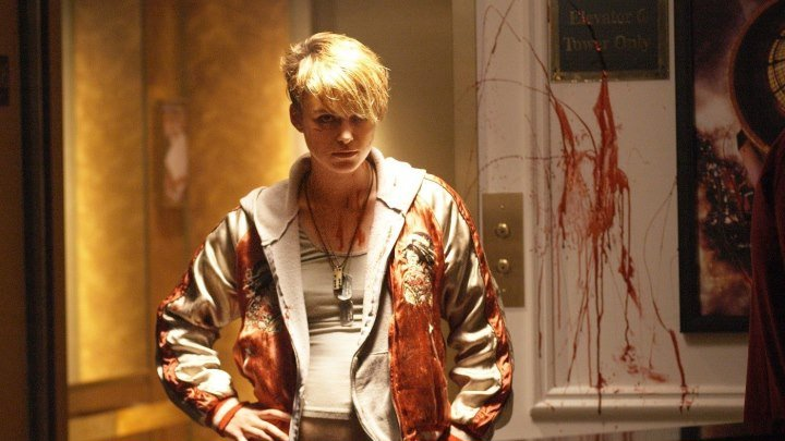 Домино (2005). драма триллер боевик