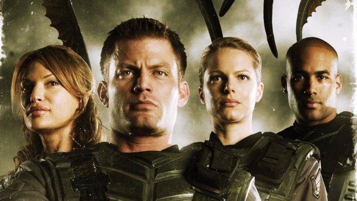 Звездный десант / Starship Troopers (1997, Фантастика, боевик, приключения)