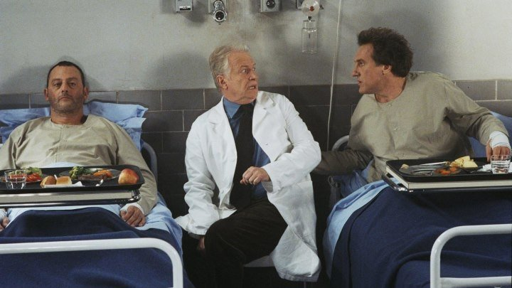 Невезучие (2003). комедия, криминал