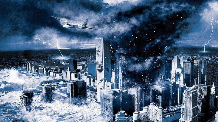 День катастрофы / Category 6: Day of Destruction (2004, Фантастика, драма, катастрофа)