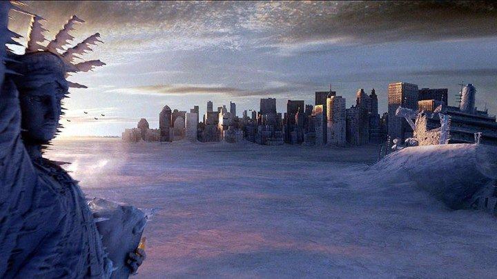 Послезавтра / The Day After Tomorrow (2004, Фантастика, триллер, драма, катастрофа)
