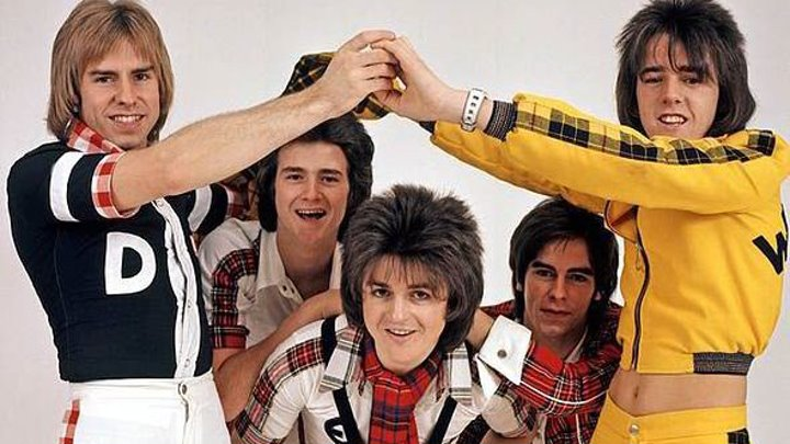 Bay City Rollers JAPAN TOUR 1976