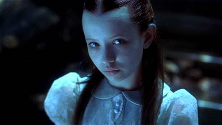 #Koрaбль-призрak# (ужасы. триллер) 2002г.