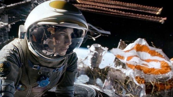Гравитация(2013). триллер, фантастика