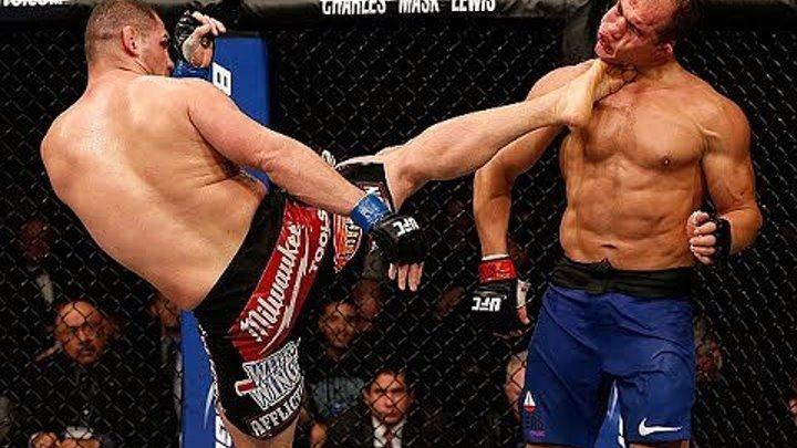 UFC & MMA Лучшие бои и нокауты