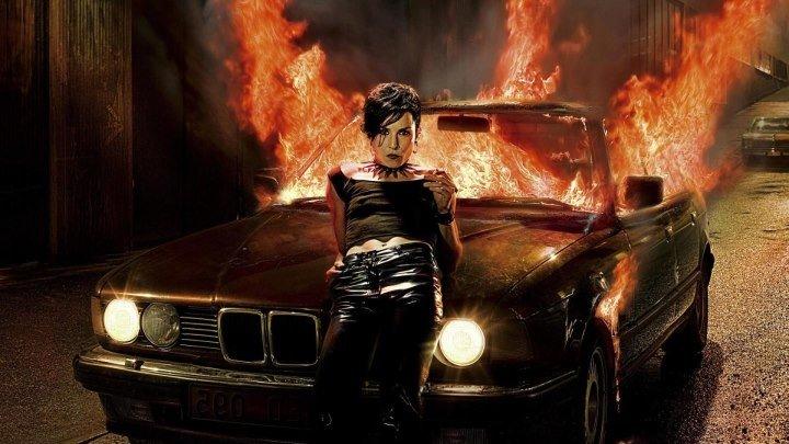 Девушка, которая играла с огнем. 2009. HD. Триллер.