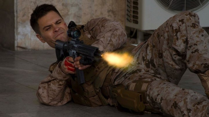 Морпехи 3. Драма боевик военный
