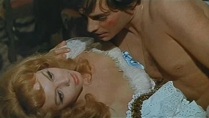 """Анжелика и король"" (1965) Angeligue et le roy.Приключения, Мелодрама."