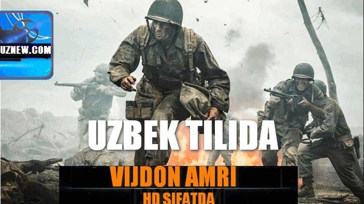 Vijdon amri (Uzbek tilida) 2016 HD