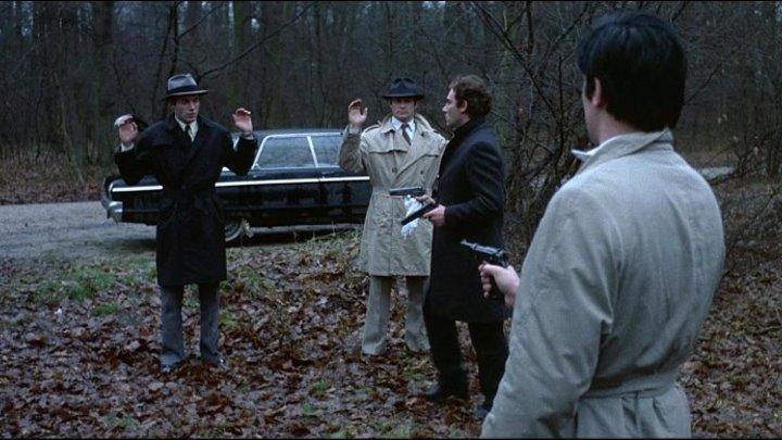 Красный круг / Le cercle rouge (Франция, Италия 1970 HD) 16+ Триллер, Криминал, Драма
