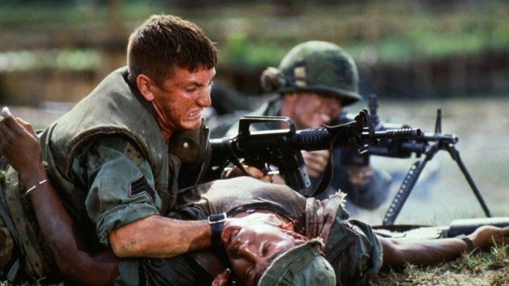 Военные потери (США 1989 HD) 18+ Драма, Приключения, Военный, Исторический