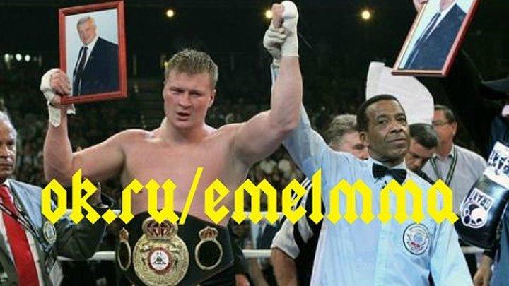 ★ ALEXANDER ''Russian Vityaz'' POVETKIN ¦¦ Highlights⁄Knockouts ★