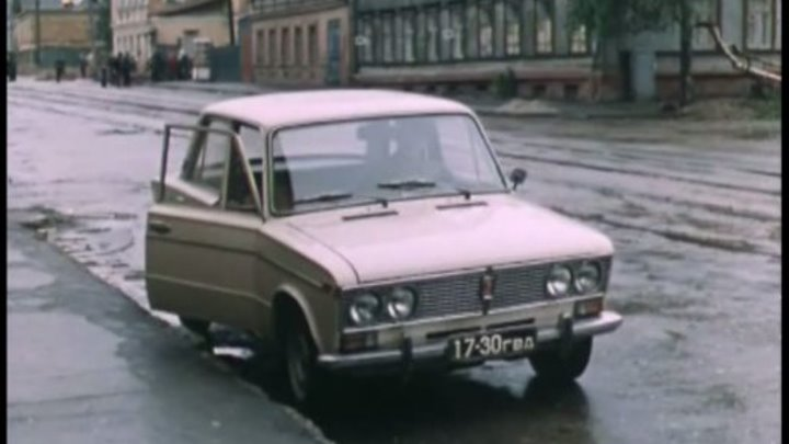 Тростинка на ветру. 1980 (Фильм снят в Нижнем Новгороде)