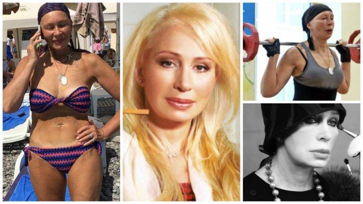Татьяна Васильева Идеальная фигура в 70! В чем секрет?
