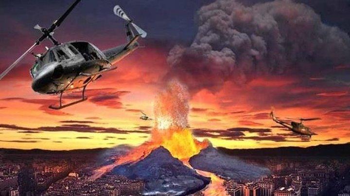 Магма / Magma: Volcanic Disaster (2006, Боевик, катастрофа)