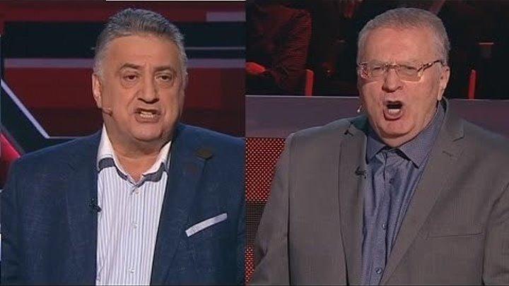 Жириновский и Багдасаров схлестнулись у Соловьева 14.03.2017
