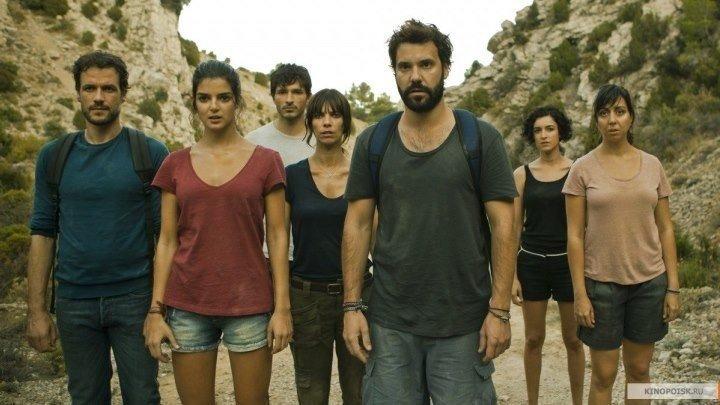 Конец света 2012 Испания фантастика, триллер, драма