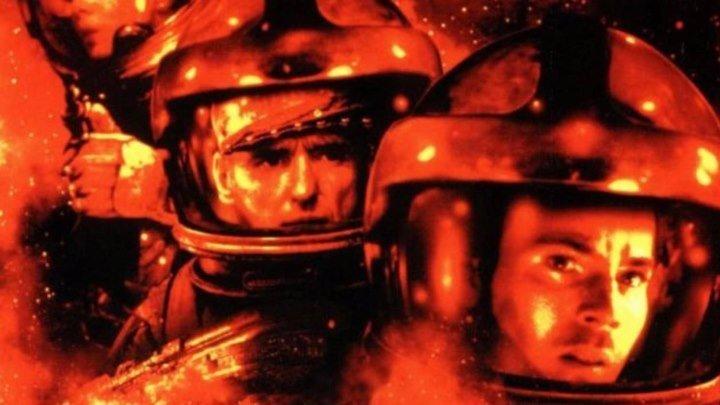 Космические дальнобойщики / Space Truckers (1996, Фантастика, комедия, приключения,)