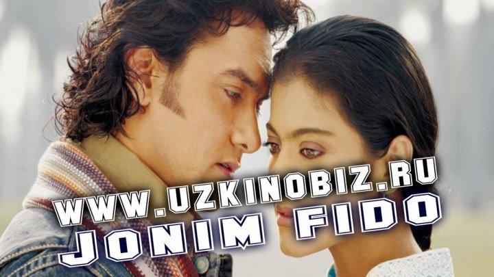 "Tarjima kino ""Jonim fido"" hind kinosi WWW.UZKINOBIZ.RU"
