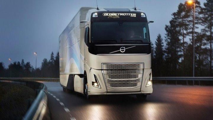 Volvo Trucks усовершенствовала первый гибридный грузовик для магистральных перевозок