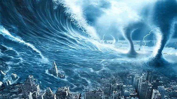 Шторм / The Storm (2009, Фантастика, боевик, катастрофа)