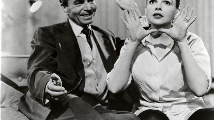 Х/Ф. ЗВЕЗДА РОДИЛАСЬ. 1954. A STAR IS BORN. Джуди Гарленд и Джеймс Мейсон. Канал Культура. 08.03.2017