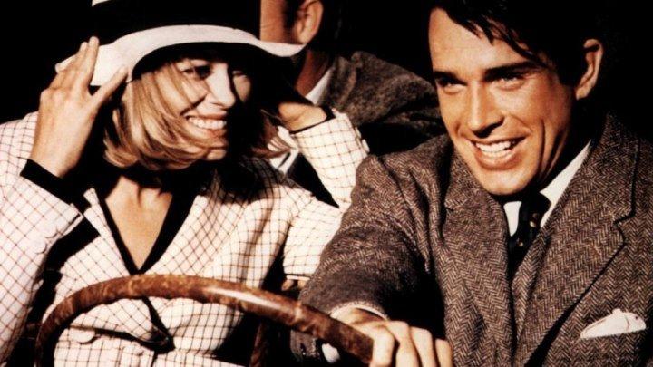 Бонни и Клайд. 1967. Триллер.