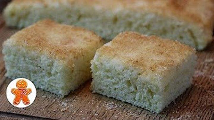 Нежный Пирог с Кокосом на Скорую Руку ✧ KokosKucheh