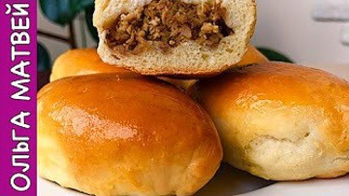 Суповые Пирожки с Мясом Легкий Суп и Обед Готов_) _ Pasties Recipe