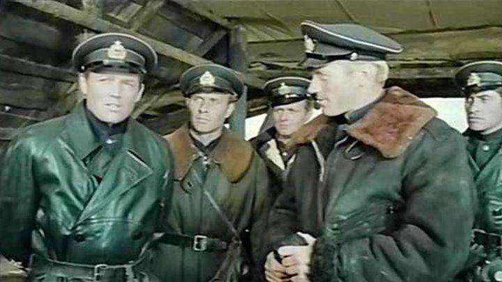 Море в огне 2 серия 1970 СССР военный