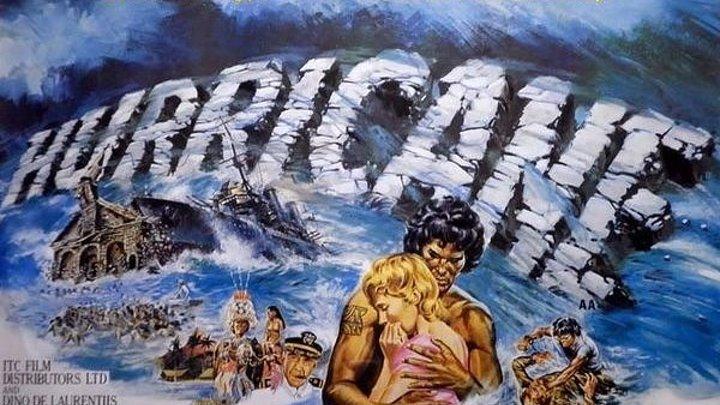 Ураган / Hurricane (1979, Драма, приключения)