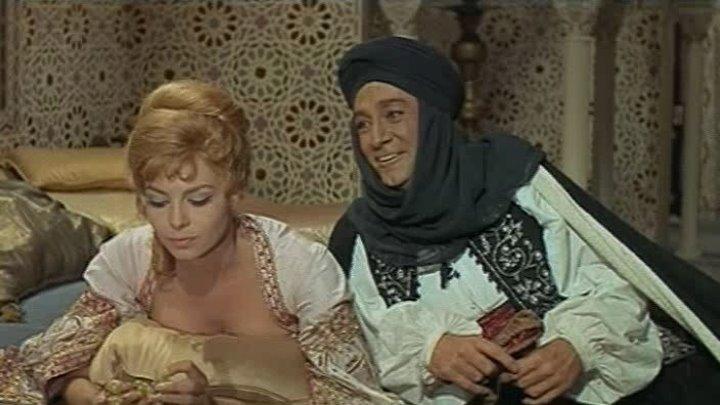 """Анжелика и султан"" (1968) Angelique et le sultan. ""ᴴᴰ"" Приключения, Мелодрама."