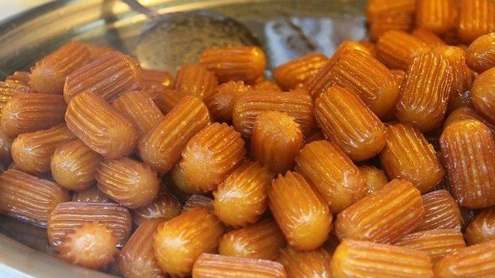 Восточные сладости. Тулумба
