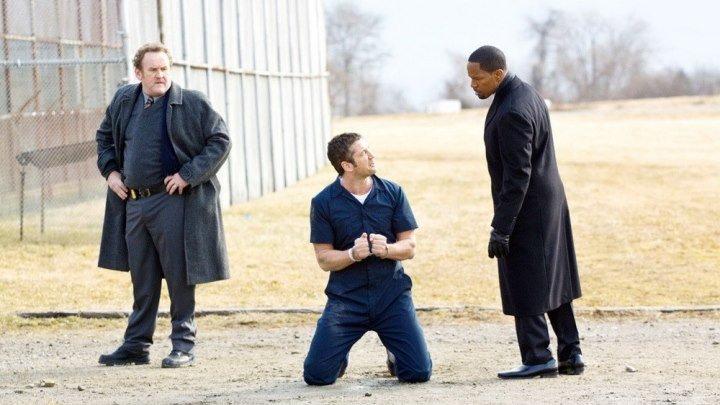 Законопослушный гражданин - Драма триллер криминал