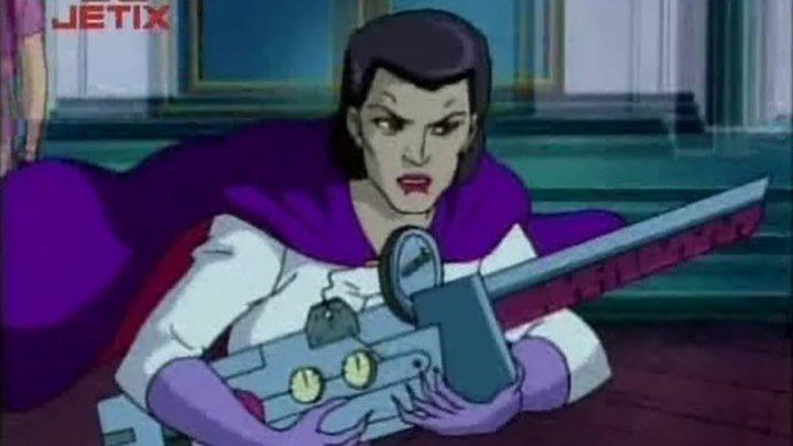 Человек-паук 1994 года ( Сезон 4, Серия 7 ) Королева вампиров