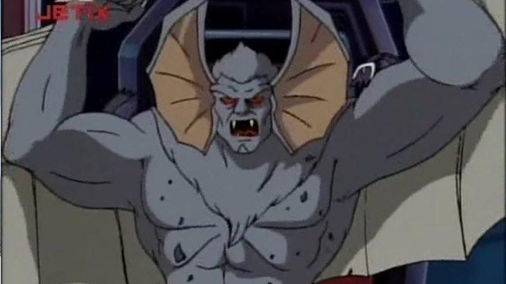 Человек паук 1994 г Сезон 4 Серия 6 Пробуждение вампира