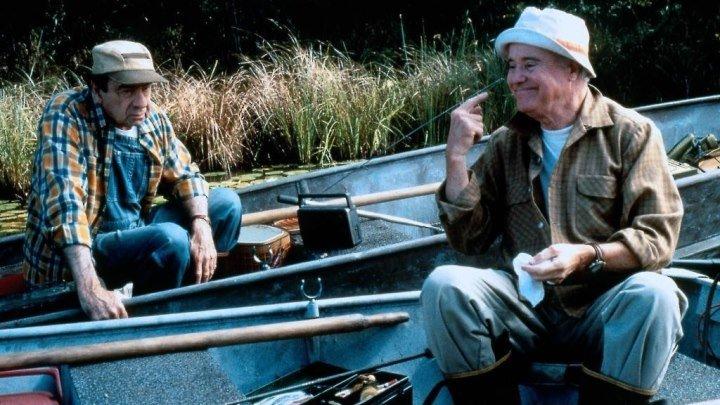 Старые ворчуны разбушевались (США 1995 HD) Комедия, Мелодрама