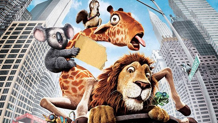Большое путешествие HD(мультфильм, комедия, приключения, семейный)2009
