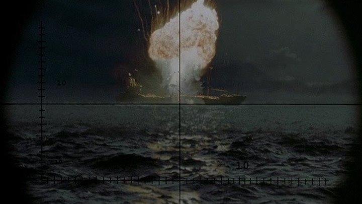"""Фильм """" Ю-571 """" ."""