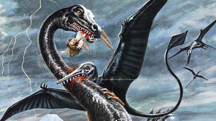 Легенда о динозавре (легендарный хит советского кинопроката)   Япония, 1977