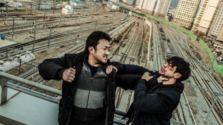 Двое (2016) боевик